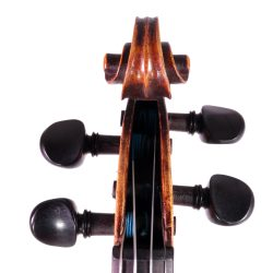 French 3/4 Violin Caussin Vosges c.1900
