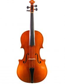 Baroque viola by Bryan Maynard available at Bridgewood and Neitzert London