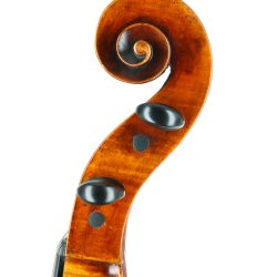 A fine German cello by a member of the Neuner family c.1860