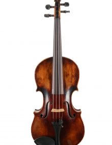 Fine German violin for sale at Bridgewood and Neitzert London