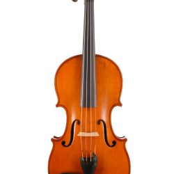 Fine violin by Wolff Brothers for sale at Bridgewood and Neitzert London