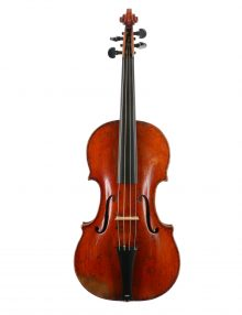 Fine Classical Period violin by William Wilkinson 1834 for sale at Bridgewood and Neitzert London