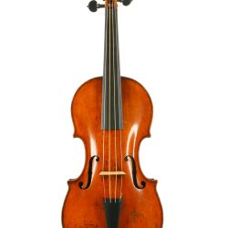 Baroque violin by Remerus Liessem for sale at Bridgewood and Neitzert London