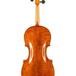 Baroque Violin By Remerus Liessem London 1755