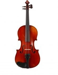 Fine half size Thibouville Lamy violin for sale at Bridgewoodf and Neitzert London
