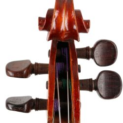 1/2 size French violin by Thibouville-Lamy, Mirecourt c.1900