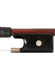 Fine French violin bow for sale at Bridgewood and Neitzert London