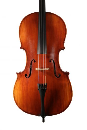 Fine student cello for sale at Bridgewood and Neitzert London
