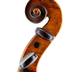 Baroque violin by Charles and Samuel Thompson London 1775