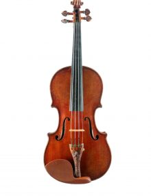 Fine Hungarian violin for sale at Bridgewood and Neitzert London