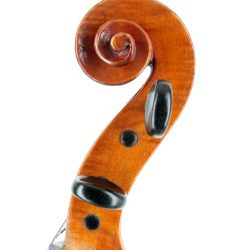 """French Violin labelled """"The Professor""""  1924"""