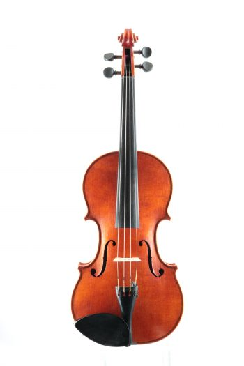Fine contemporary violin for sale at Bridgewood and Neitzert London