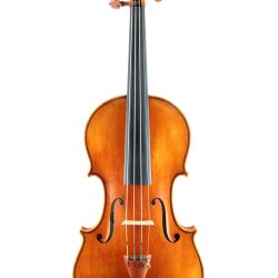 Fine violin by Stepan Soultanian for sale at Bridgewood and Neitzert London